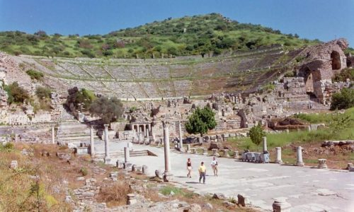 ephesus day tour from izmir