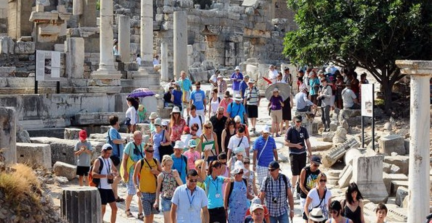 Ephesus & Pamukkale One Day Tour