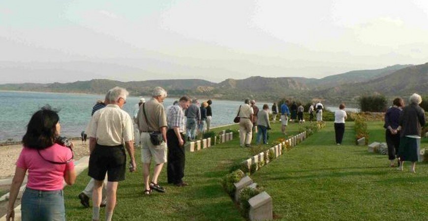 Gallipoli Ephesus & Pamukkale Tours