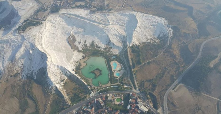 Pamukkale Tour From Kusadasi Cruise Port