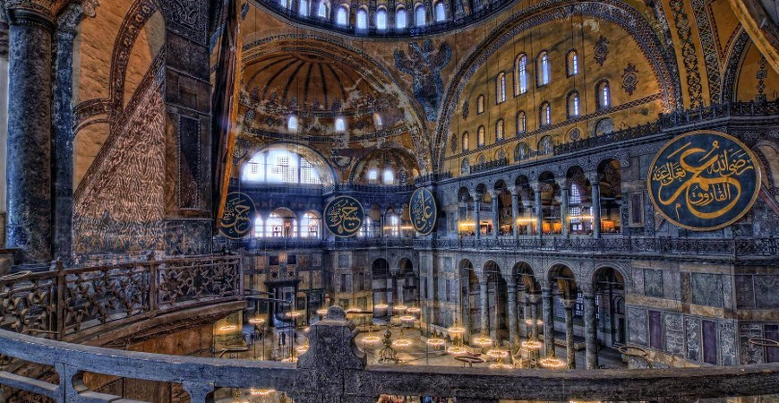 Istanbul Byzantine And Ottoman Relics Tour