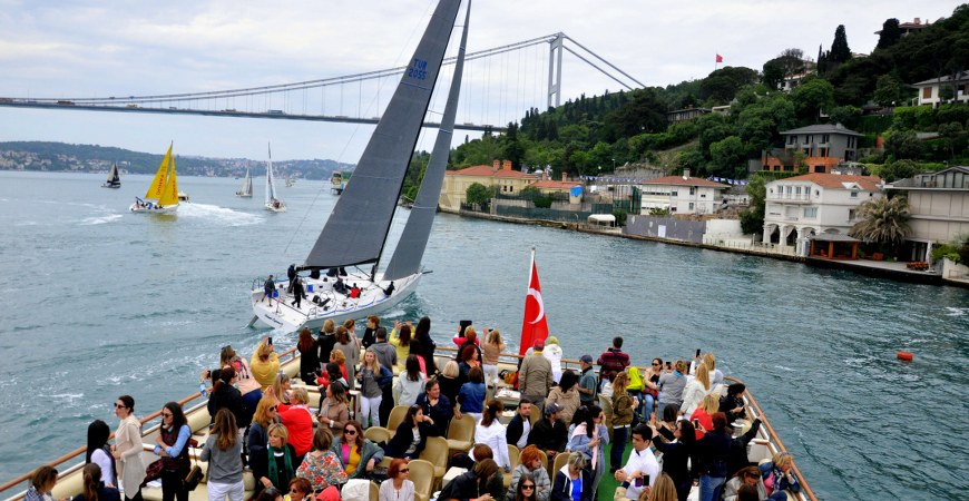 Morning Bosphorus Cruise Tour