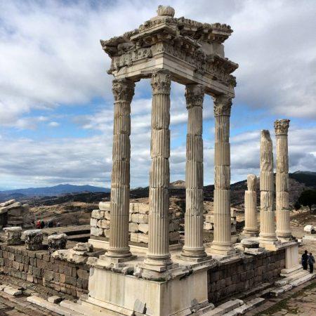 Pergamon Day Tour From Izmir