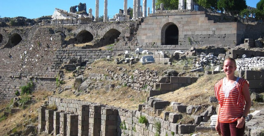 Pergamon Tour From Izmir Cruise Port