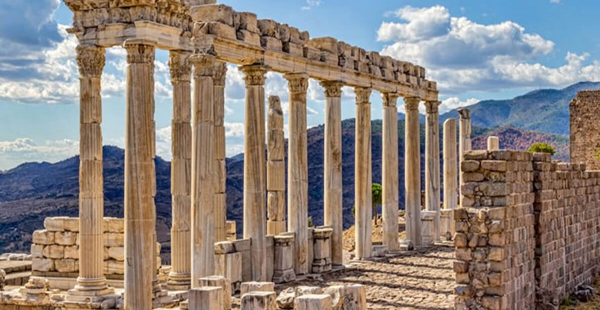 Gallipoli Troy & Pergamon Tours