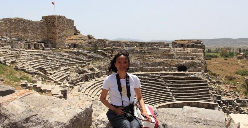 Didyma Priene & Miletos Tour