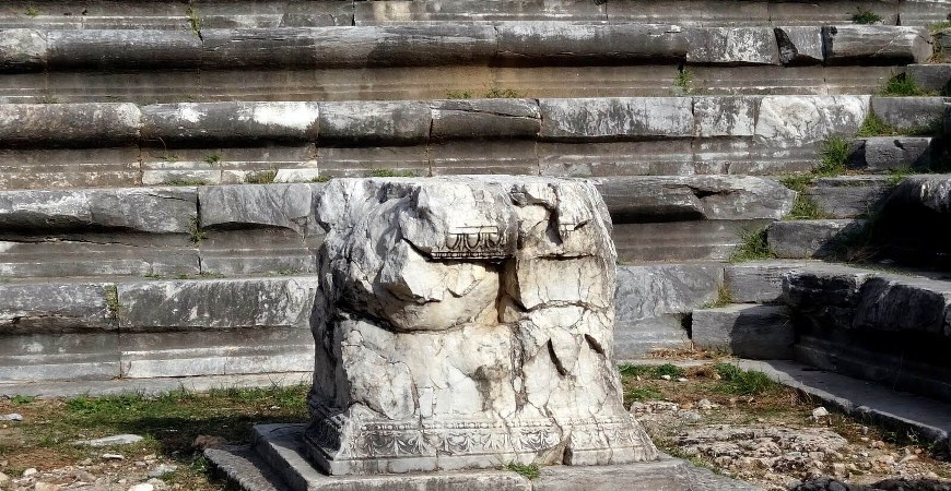 Didyma Priene & Miletos Tour