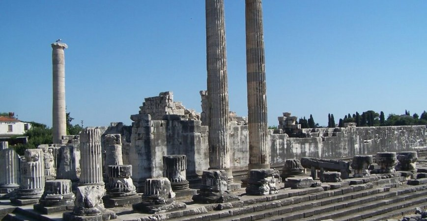 Didyma Priene & Miletos Tour From Izmir Port