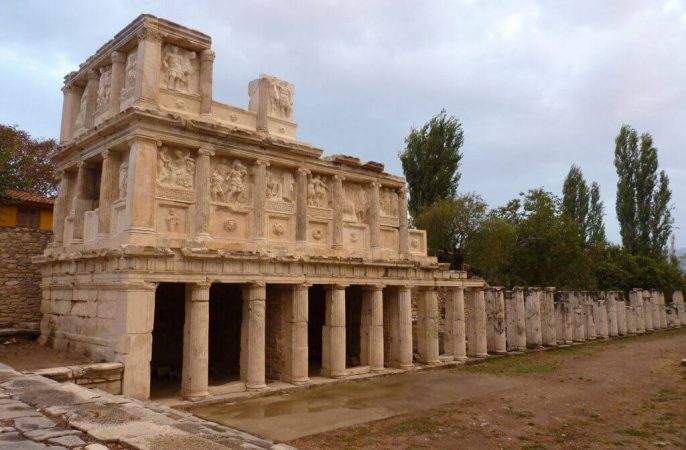 Aphrodisias Day Tour From Pamukkale