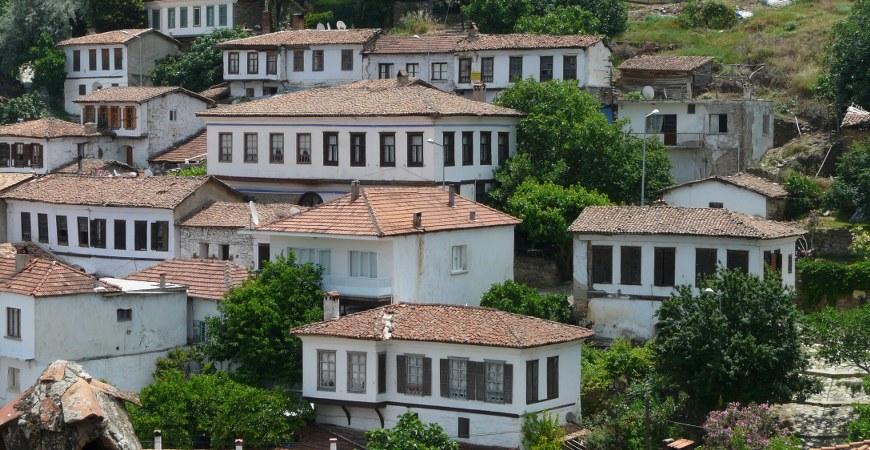 Ephesus - House of Mary - Temple & Sirince Tour