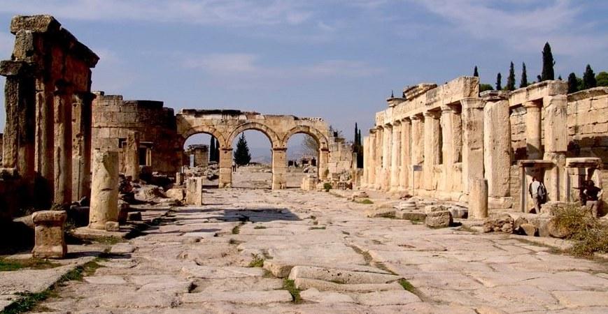 Laodicea & Pamukkale Tour