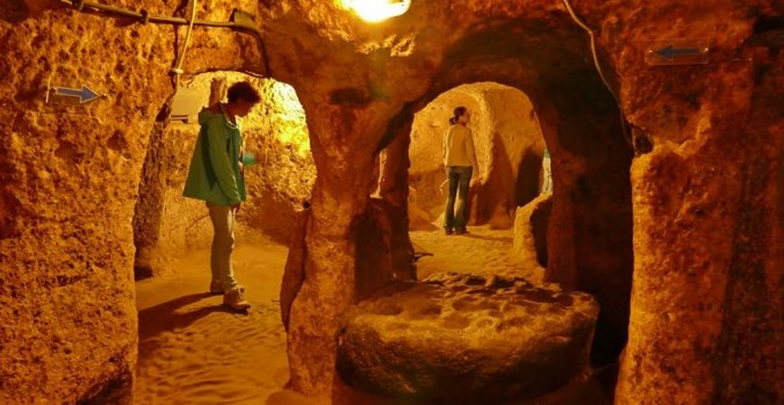 3 Days Cappadocia & Pamukkale Tours
