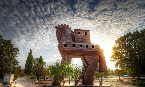 Troy Day Tours From Istanbul
