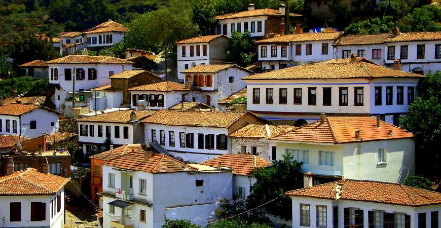 Ancient Ephesus - House of Mary - Temple & Sirince Tour